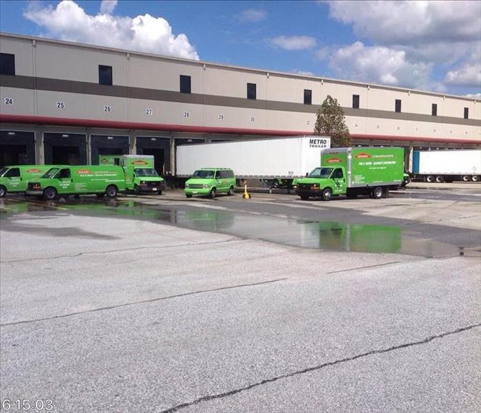 SERVPRO Gets the Job Done